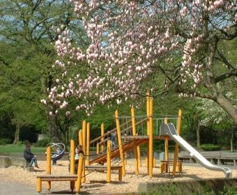 Spielplatz im Von-Alten-Garten