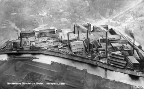 Mechanische Weberei 1925
