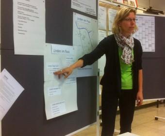 Silke van Laak (neue Geschäftsführerin des FZH Linden)