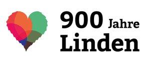 Download: Logo für 900 Jahre Linden