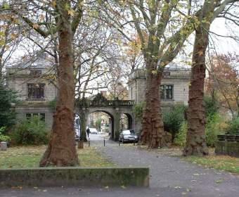 Torhäuser im Von-Alten-Garten