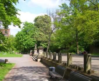 Von-Alten-Garten Schlossterrasse
