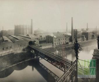 Glocksee Panorama um 1900