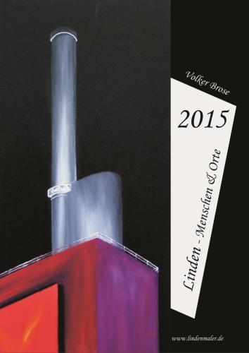 Kalender 2015 Titelblatt