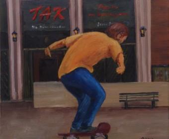 02 - Skater vorm TAK