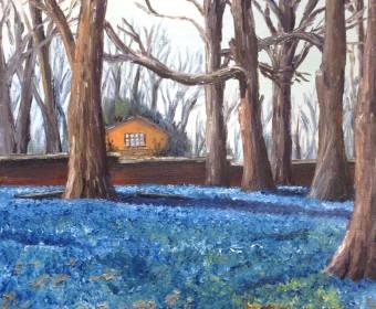 18 - Der Frühling lässt sein blaues Band