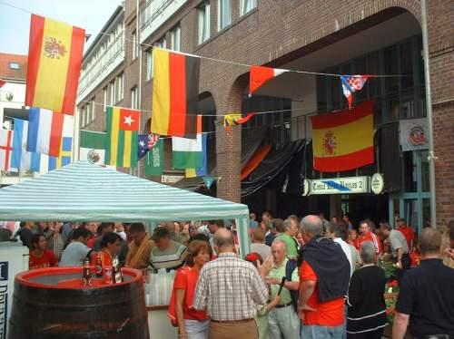 Deutsch-Spanisches AhrbergViertel-Fest