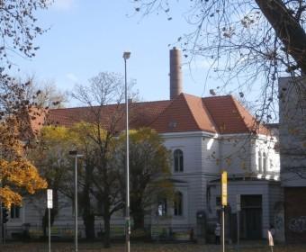 Deisterplatz: Wurstfabrik Ahrberg Direktoren-Villa.