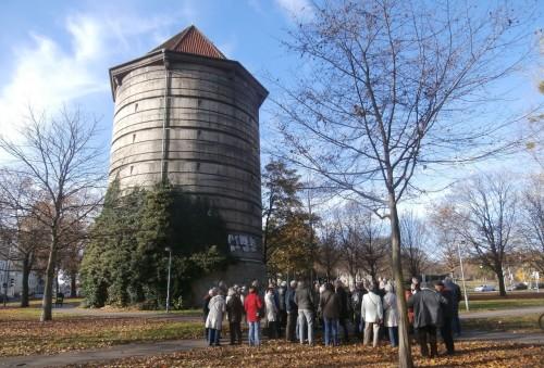 Deisterplatz heute (mit Bunker)...