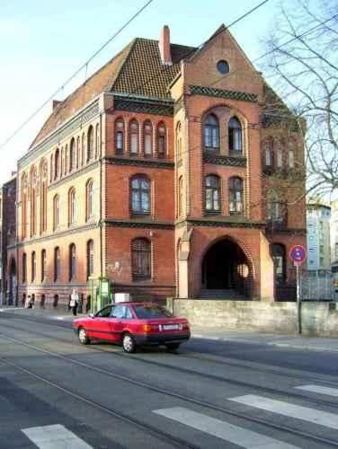 Altes Rathaus in der Deisterstrasse