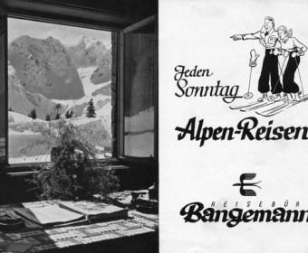 """Bangemannkatalog 1939 (Im März des Jahres berichtete Horst Bohne bereits über die Geschichte des Reisebüros unter dem Titel """"Von der Hanomag nach Haiti"""")"""