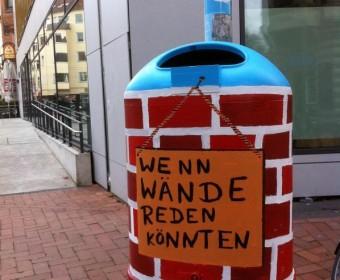 Papierkorb: Lindener Markt