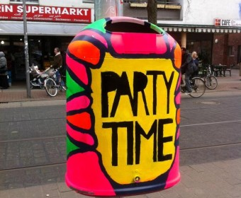 Papierkorb: Limmerstraße