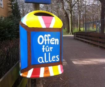 Papierkorb: Godehardistraße