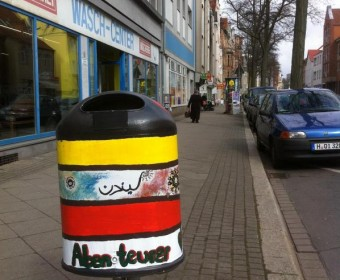 Papierkorb: Deisterstraße