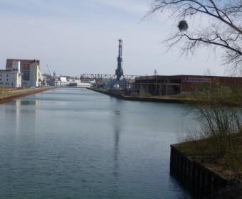 Lindener Hafenanlagen, 2013