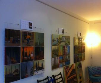 Ausstellung im r2k