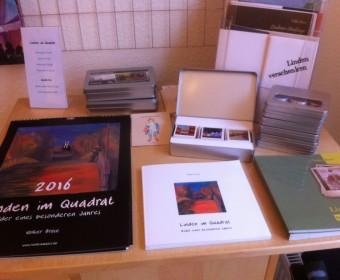 Kalender, Buch und vieles mehr ...