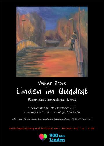 Linden im Quadrat Flyer