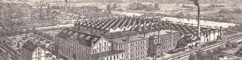 Werner und Ehlers- Bettfedernfabrik